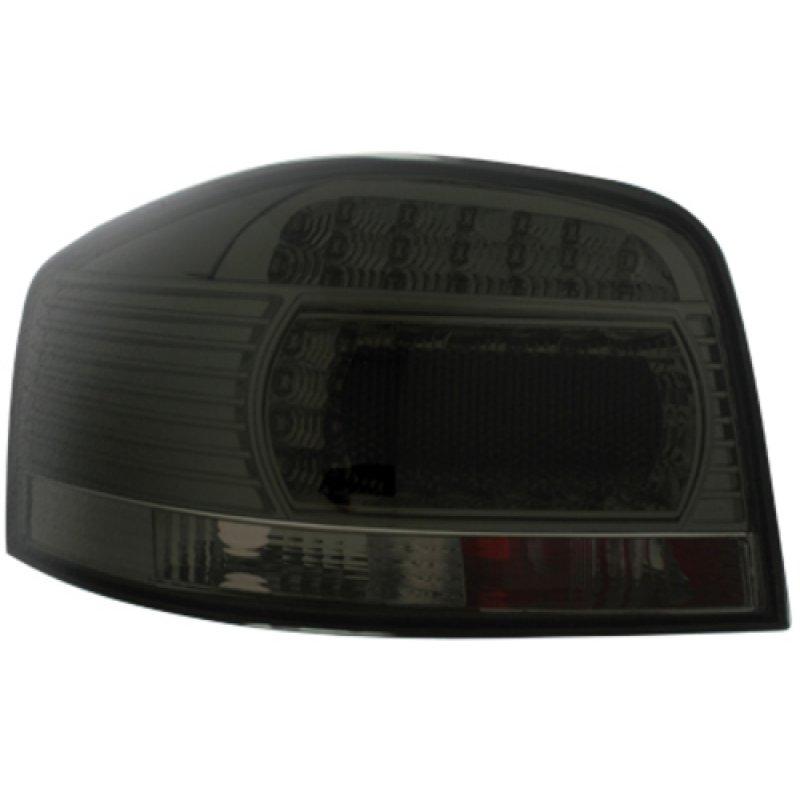 Led R 252 Ckleuchten Rauch Schwarz F 252 R Audi A3 S3 8p 209 00